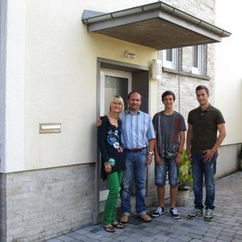 Familie Hildebrandt